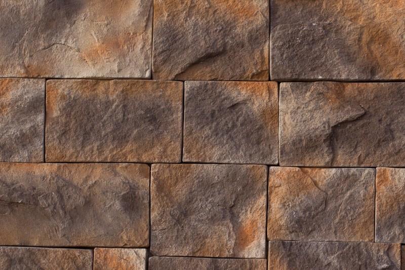 Готика «под натуральный пилений камень»